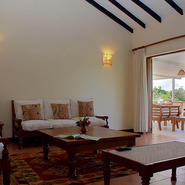 Baobab Suite Living Room